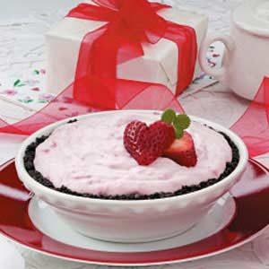 Amazing Strawberry Cream Pie Recipe