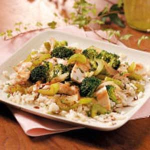 Asian Chicken Stir-Fry Recipe