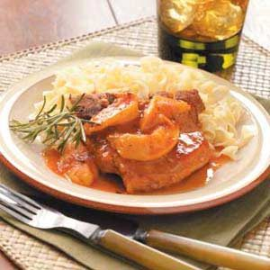 Slow Cooker Pork Chop Recipe