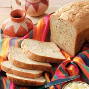 Sunflower Wheat Bread