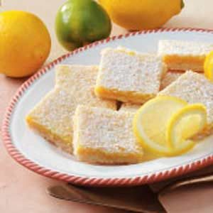 Lemon-Lime Bars Recipe