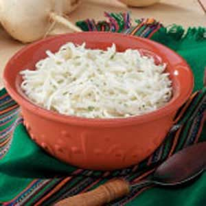 Turnip Coleslaw Recipe