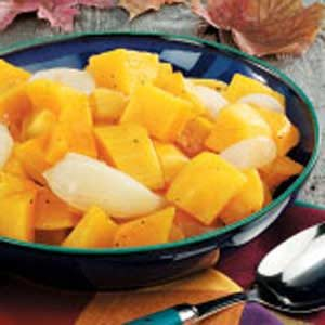 Cider-Roasted Squash Recipe