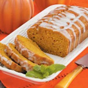 Anise Pumpkin Bread Recipe