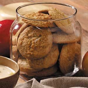 Soft Lemon-Ginger Cookies Recipe