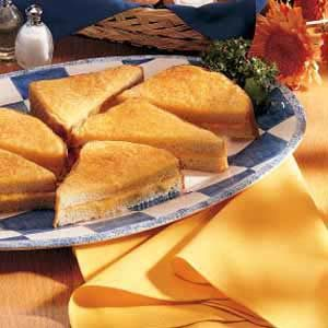 Double-Decker Cheese Melt Recipe