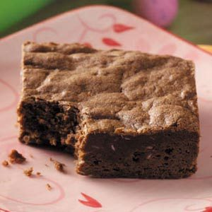 Homemade Coconut Brownies