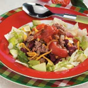 Taco Supper in a Bowl Recipe