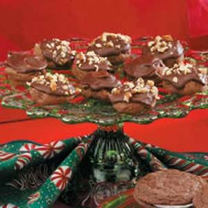 Caramel Chocolate Cookies Recipe