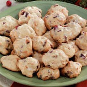 Cranberry Cashew Jumbles Recipe