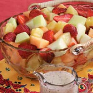 Misty Melon Salad Recipe