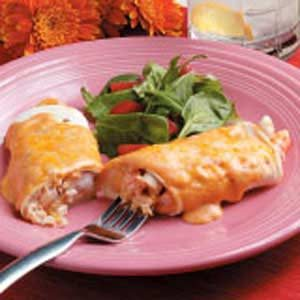 Best Seafood Enchiladas Recipe