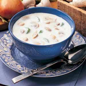 Country Mushroom Soup Recipe