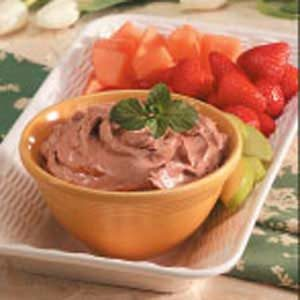 Chocolate Fruit Dip Recipe