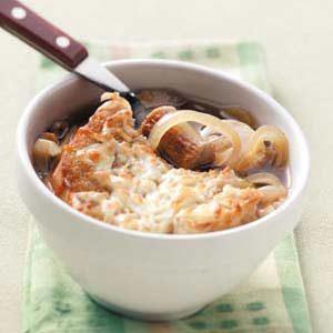 Onion Soup with Sausage Recipe