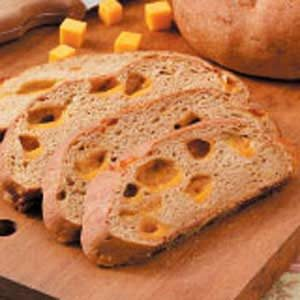 Cheesy Rye Bread Recipe