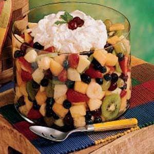 Festive Fruit Salad Recipe