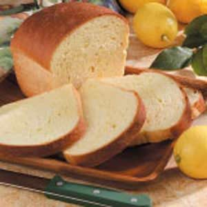 Lemon Easter Bread Recipe