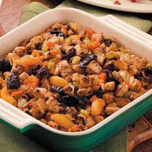 Harvest Stuffing Recipe