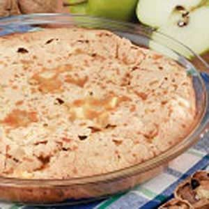 Swiss Apple Pie Recipe