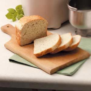 Mini Italian Herb Bread Recipe