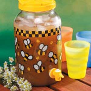 Lemony Pineapple Iced Tea Recipe