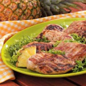 Simple Marinated Chicken Breasts Recipe