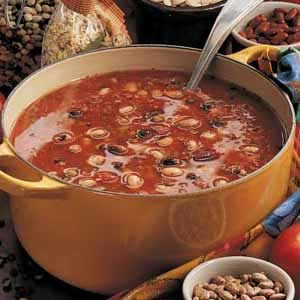 Lucky Bean Soup Recipe