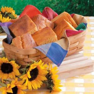 Sweet Potato Corn Bread Recipe