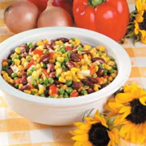Zesty Succotash Recipe