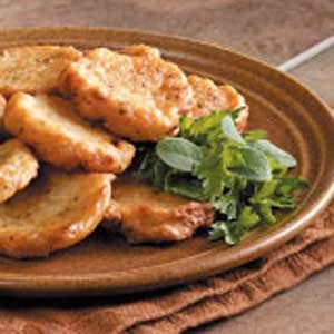 Fried Onion Patties Recipe