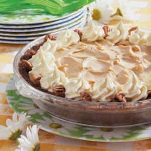 Peanut Butter Praline Pie Recipe