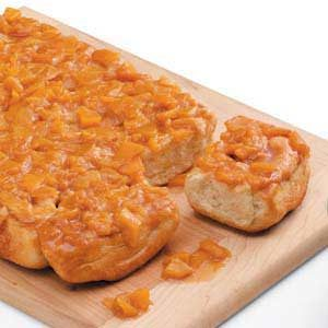 Peachy Rolls Recipe
