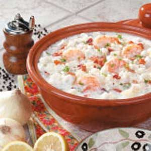 Hearty New England Seafood Chowder Recipe
