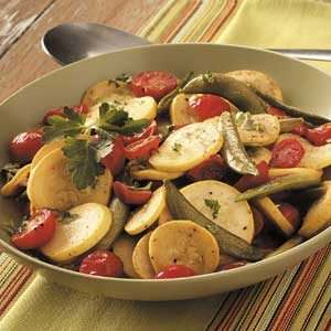 Colorful Vegetable Medley Recipe