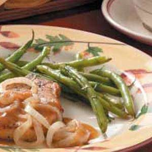 Lemon Green Beans Recipe