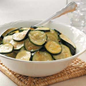 Asian Sweet-and-Sour Zucchini Recipe
