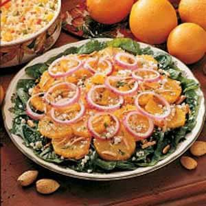 Onion Orange Salad Recipe