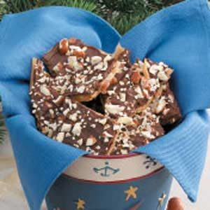 Contest-Winning Hazelnut Toffee Recipe