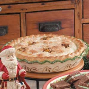 Christmas Pork Pie Recipe