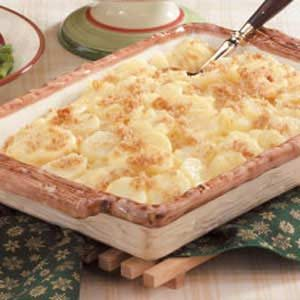 Cheese Potato Casserole Recipe