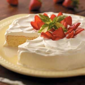 Classic Tres Leches Cake