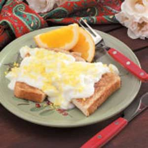 Goldenrod Eggs Recipe