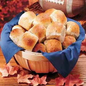 Dilly Rolls Recipe