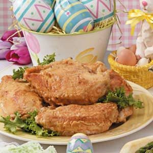Buttermilk Baked Chicken Recipe