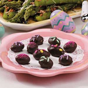 Candy Easter Eggs Recipe