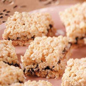 Ribbon Crispies Recipe