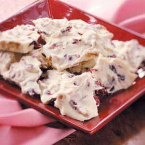White Candy Bark Recipe