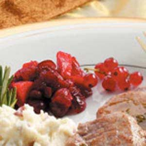Orange Cranberry Chutney Recipe