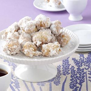 Drop Doughnuts Recipe
